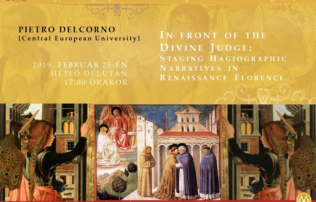 Pietro Delcorno előadása